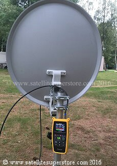 Primesat SF-700 professional satellite meter.