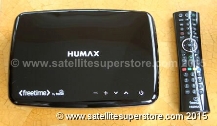 Humax HDR1100S high defintion Freesat receiver