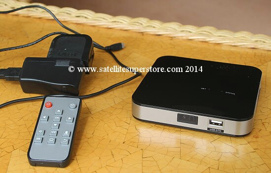 Primesat 892HD quad core IPTV Box with WiFi.