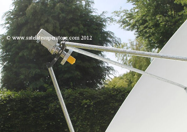 Primesat 1.8m motorised Dish