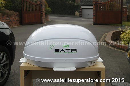 SATFI RV automatic dome