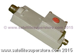 S band block type LNB for projects.