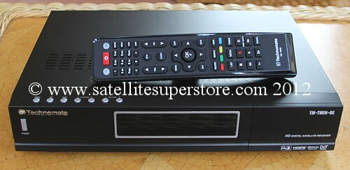 pvr satellite receivers