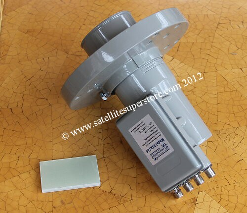 Quad C Band LNB option
