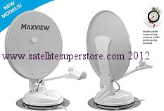 Automatic and   semi automatic roof dish kits