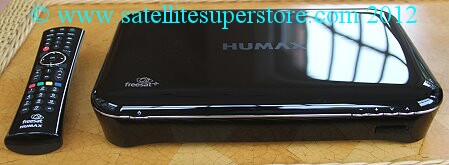 Humax freesat receivers