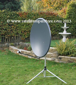 Primesat 1.1m motorised
