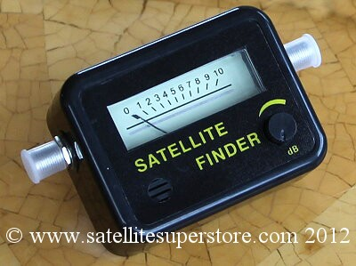 Satellite meters