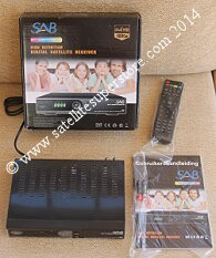 Sab Unix HD receiver