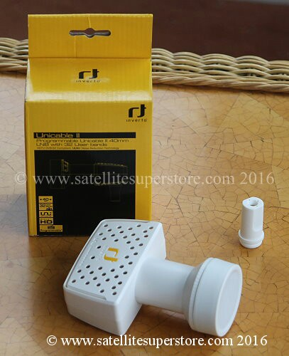 Inverto unicable II programmable LNB
