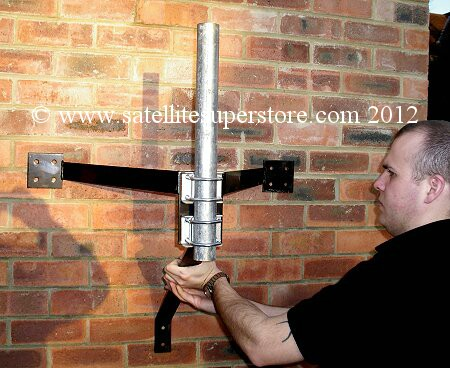 Heavy Duty Wall Mounts - this one - 20 bolt fixing